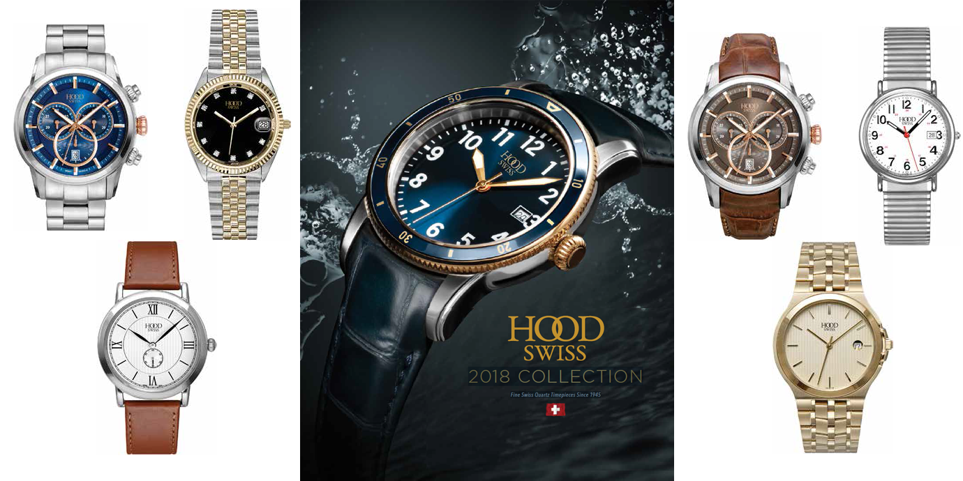 Hood Swiss Watches