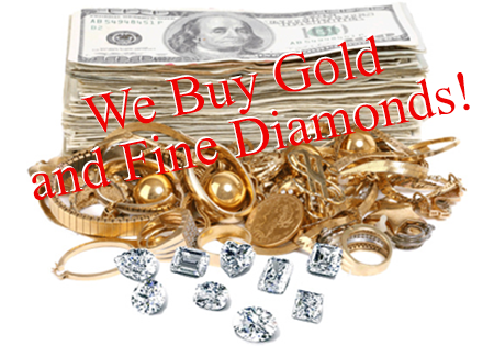 we buy gold and diamonds